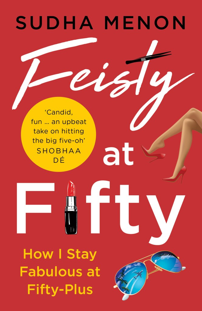 Feisty at Fifty title cover