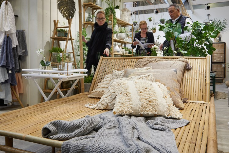 Ambiente Fair 2019 in Frankfurt - The showcase of trends in Living, Dining and Giving design products.