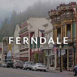 Ferndale, CA homes for sale