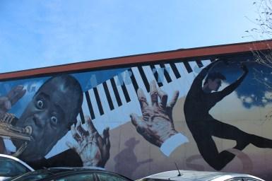 Opera Alley Murals