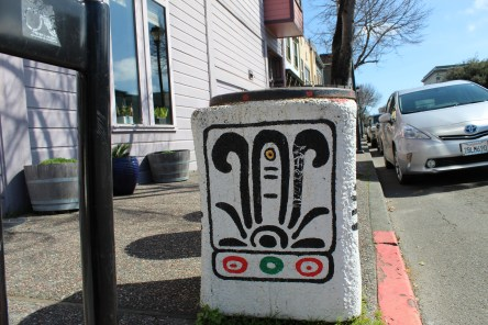 Street art in Eureka