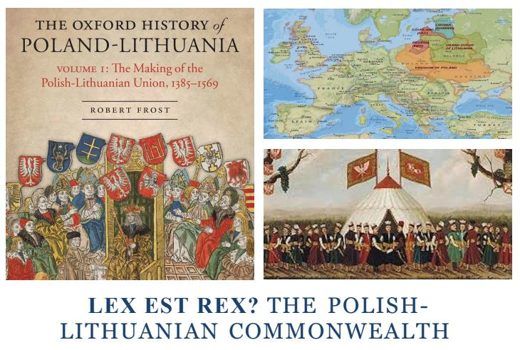 Webinar: Polish Lithuanian Commonwealth