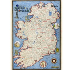Clan Map of Scotland - The Kilt Lady