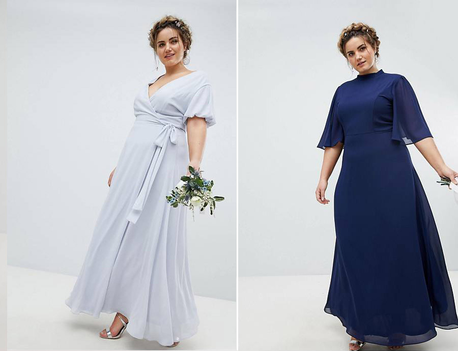 Asos-Plus-Size-Bridesmaids