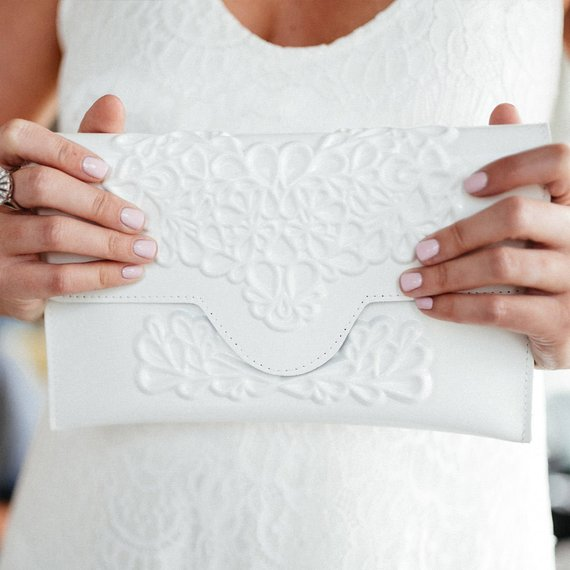 MeDusa Bridal Clutch