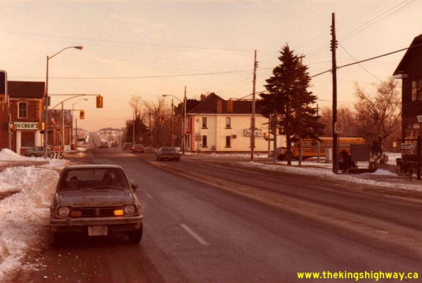Ontario Highway 24 - History Of