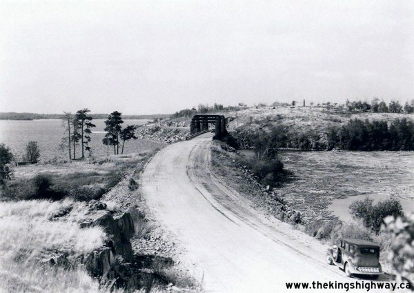 Ontario Highway 17 - History Of