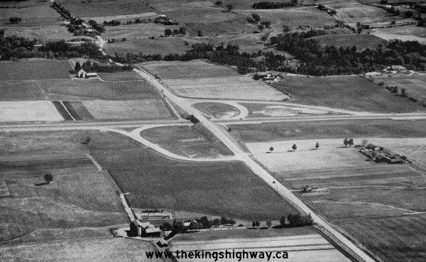 Ontario Highway 400 - History Of