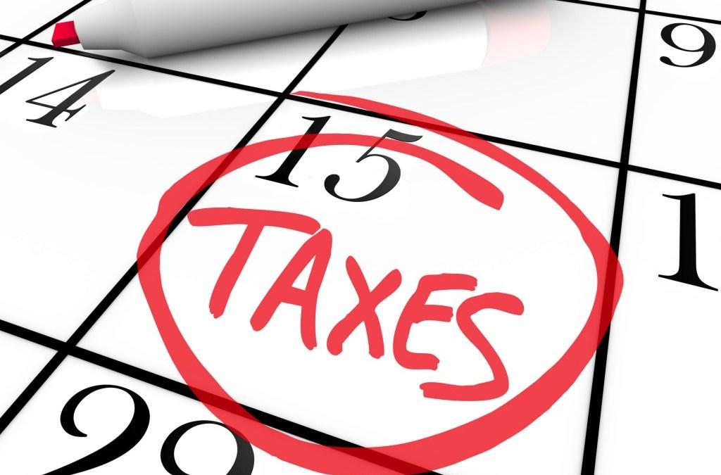 Tax Time!