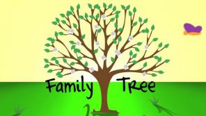 family-tree Spiritual DNA Inheritance