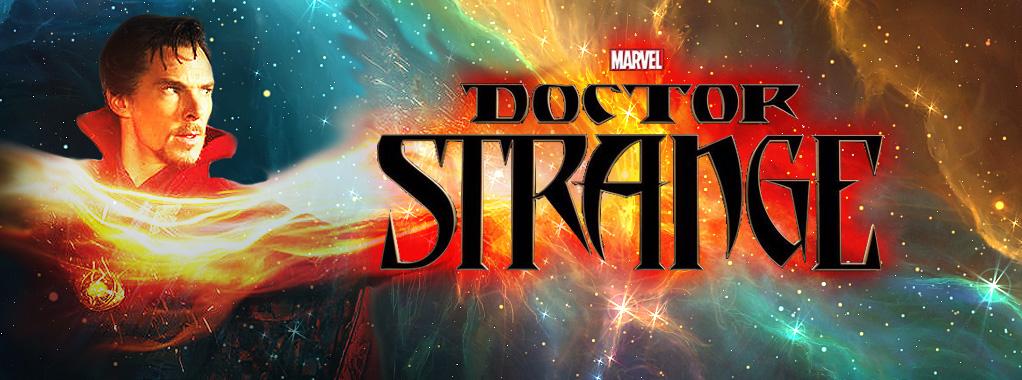 The Gospel According to Dr. Strange