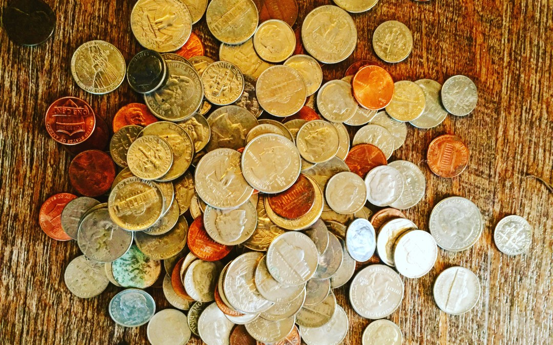 Sticking Coins to the Wall By Faith