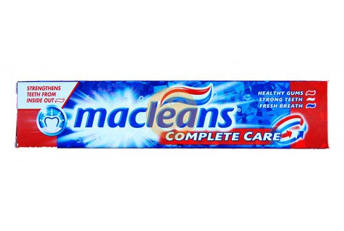 Macleans Complete Care Toothpaste (125ml)-500x500