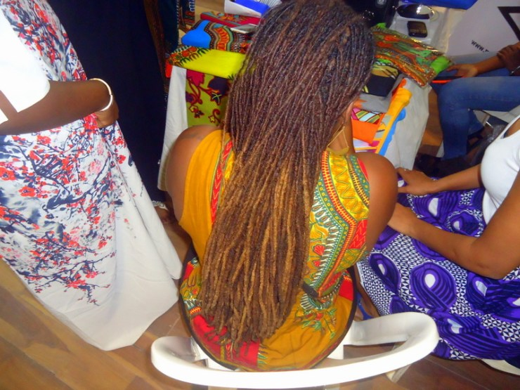 Waist length dreadlocs- Lagos natural hair meet-up, Naturals in the City 13