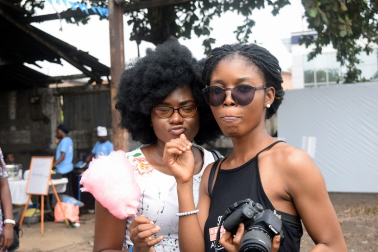 Hair inspiration from SLAY Festival- Nappy Haired Wigs