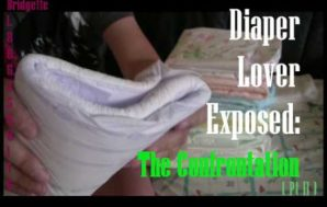 Diaper Fetish Lover Exposed (Part 2): The Confrontation