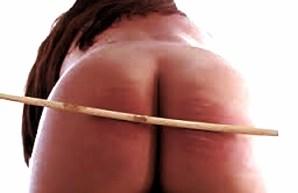 spanking slapping flogging
