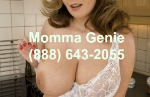 Call GENIE for taboo Mommy Son PHONE SEX (888) 643-2055