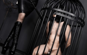 Domination Phone Sex As Alyssa's Caged Pet