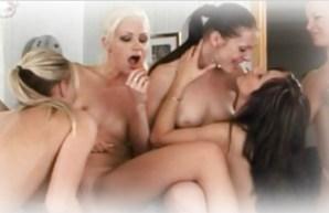 college girl orgy