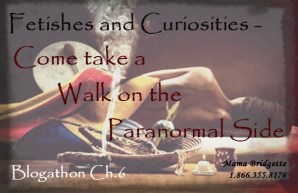 fantasy and paranormal fetishes by Bridgette 1.866.355.8176