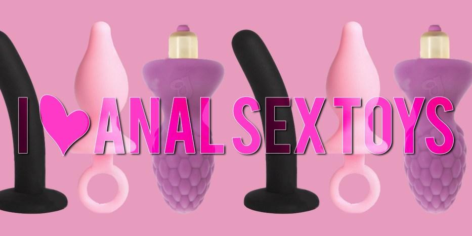 Anal Sex Toys Are Adri's New Addiction