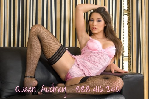 Adult Phone Chat With Queen Audrey 888.416.2401