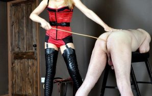 Femdom Fetish: Every Slave Needs A Good Spanking Now And…