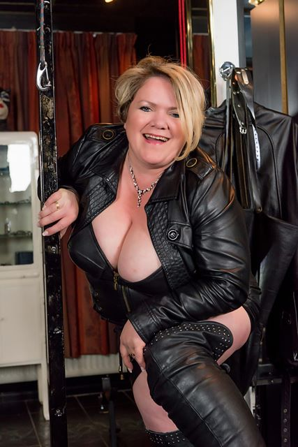 Lady claire femdom in toronto