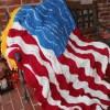 Crochet-Flag