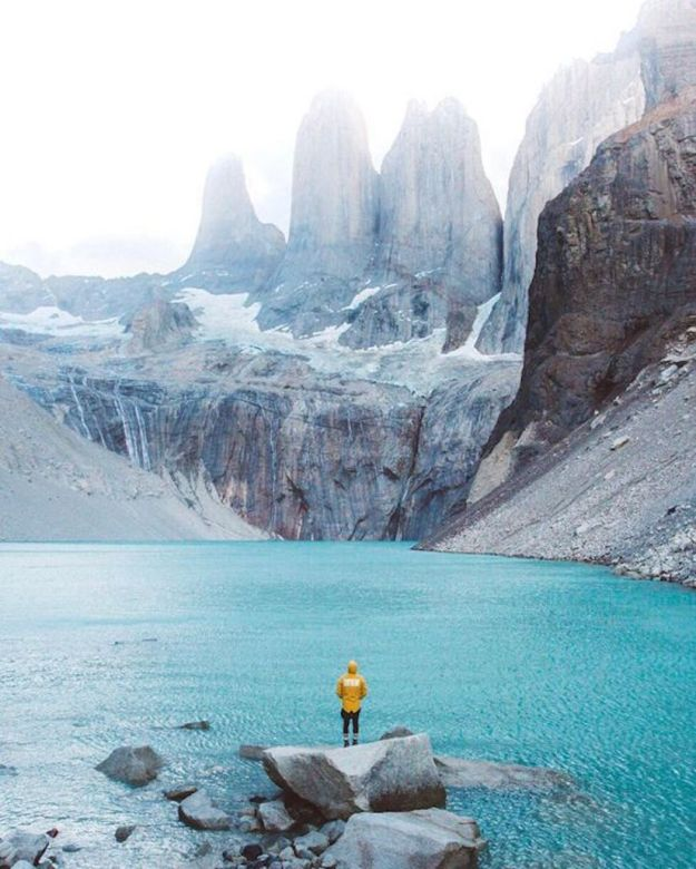 Winter Travel Bucket List - Torres del Paine National Park, Pategonia South America