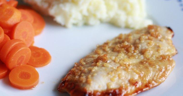 Brown Sugar Garlic Chicken