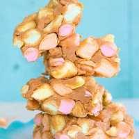 Peanut Butter Marshmallow Squares / Confetti Bars
