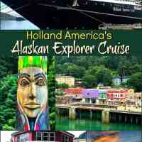 Our Alaskan Explorer Cruise on Holland America ms Oosterdam