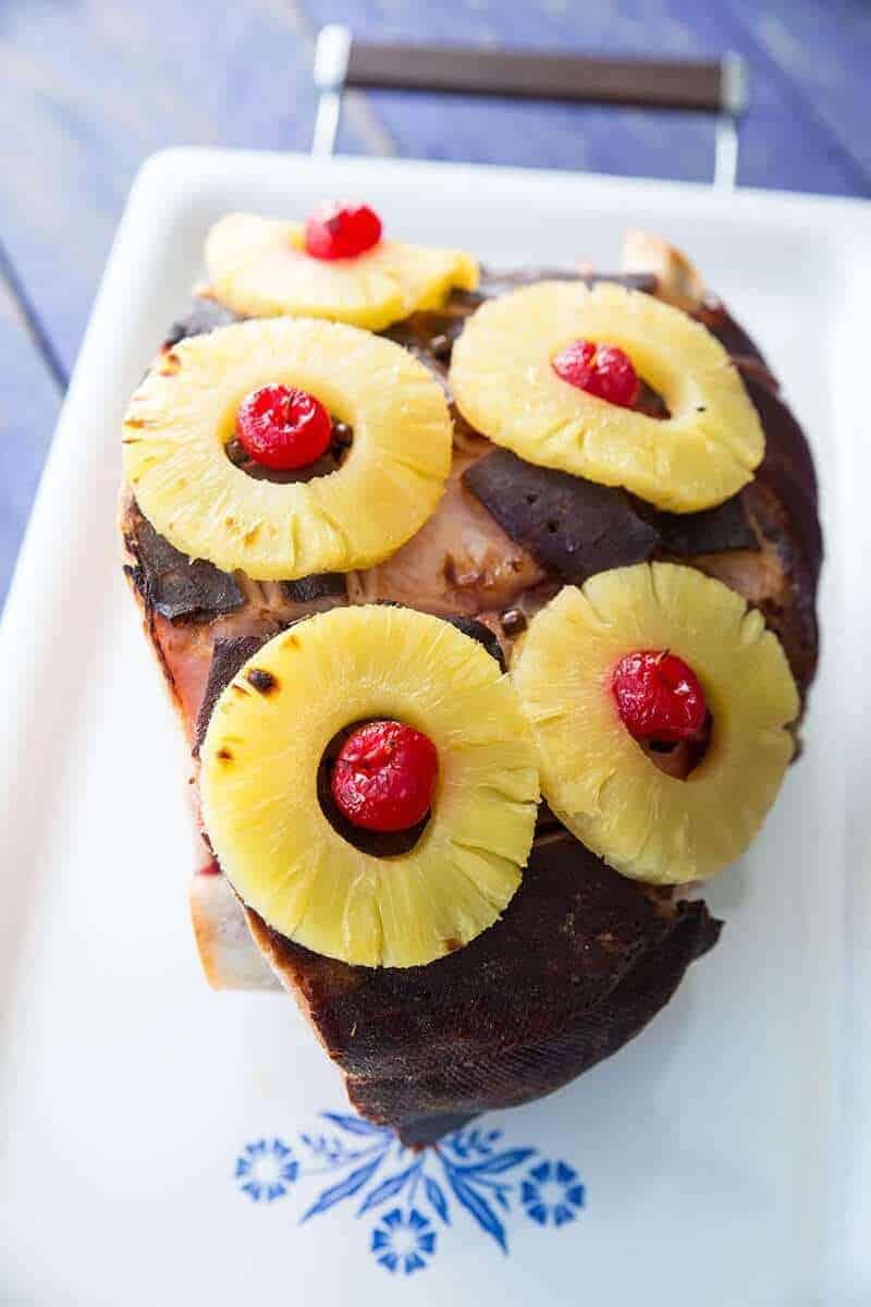 Pineapple Cake Cooker