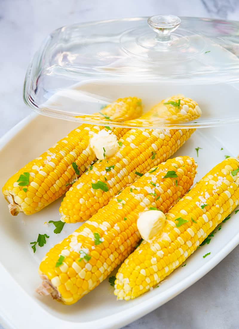 how to microwave corn on the cob the