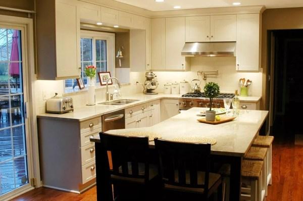 warm kitchen design Custom Made Warm Kitchen Design & Additional Storage