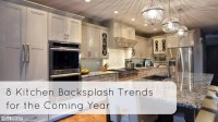 Kitchen backsplash trends reflect a new preference for ...