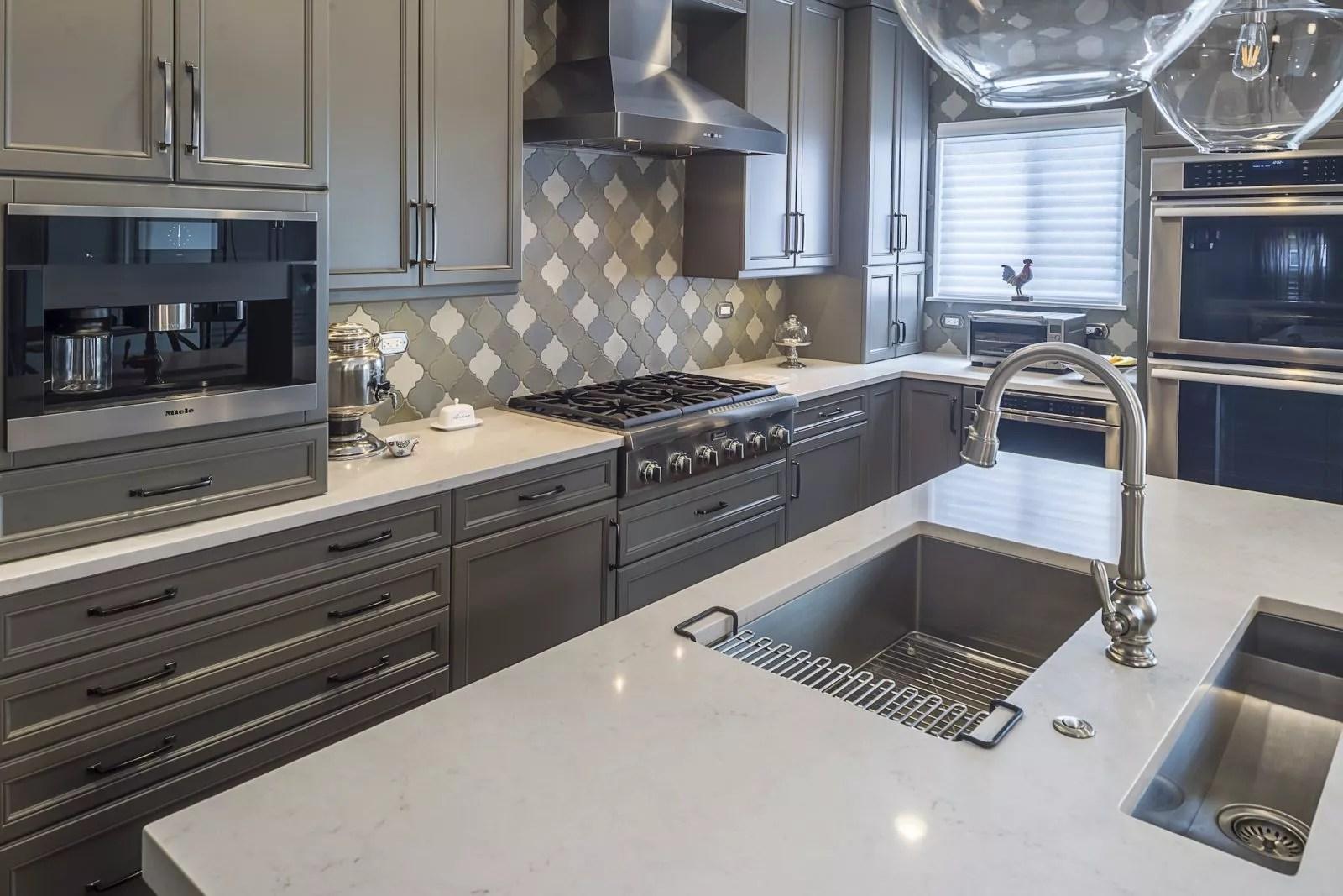 Chefs Kitchen in Shades of Grey  Kitchen Master