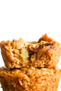 These superfood breakfast muffins are vegan, gluten free, refined sugar free,anddelicious! Made withwholesome, natural ingredients and packed with nutrients, they're the perfect snack.