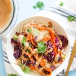 20 Minute Vegetable Pad Thai (V&GF)