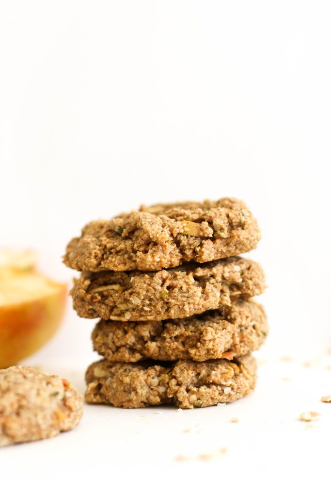 Apple Cinnamon Breakfast Cookies (V&GF)
