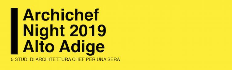ArchiChef Night 2019
