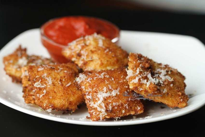 Fried Ravioli 5
