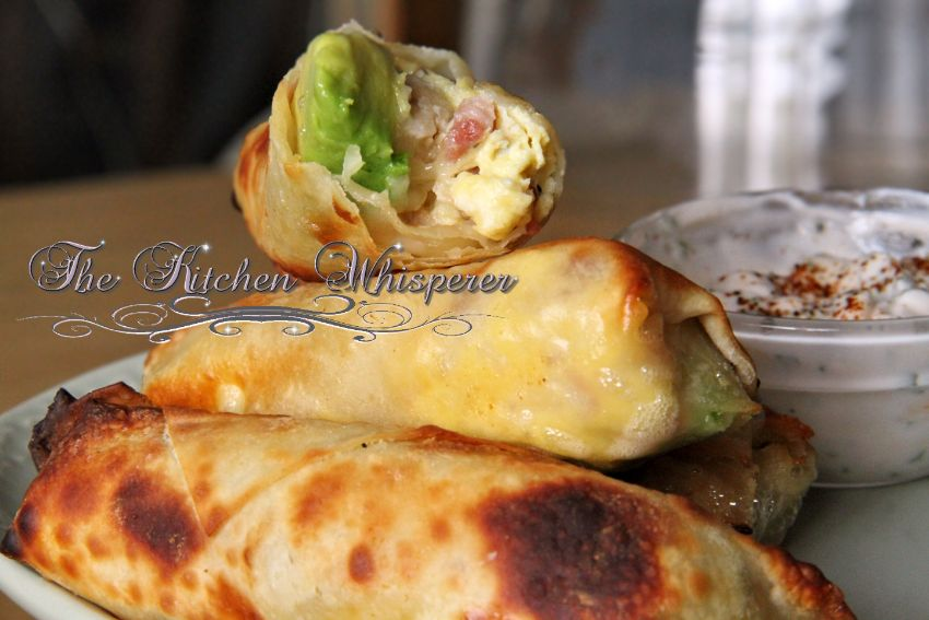 Find More Fantabulous Recipes Tips And Tricks At Www Thekitchenwhisperer Net Also Join Our Tkw Family On Facebook Ingredients Egg Rolls