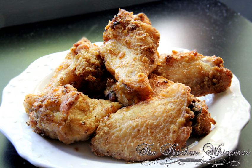 Crispy Baked Wings1