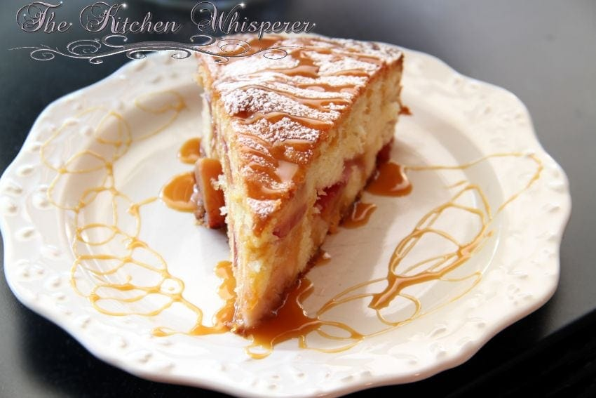Do You Put Lemon Skin In Lemon Drizzle Cake
