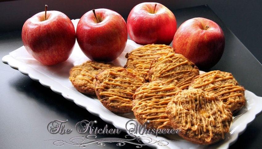 Harvest Apple Butterscotch Cookies2