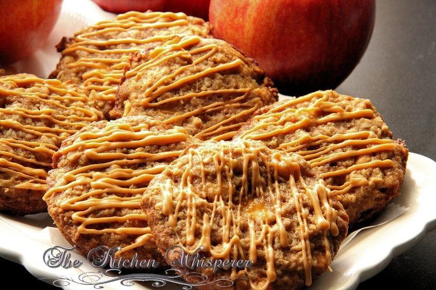 Harvest Apple Butterscotch Cookies4