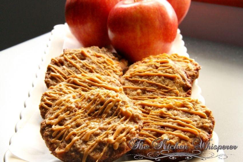 Harvest Apple Butterscotch Cookies8